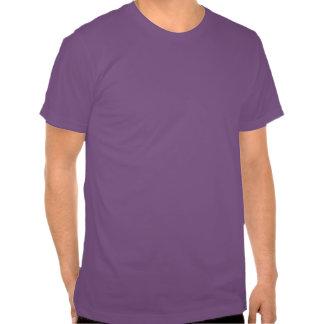 Individuo púrpura del estado de Washington en DC Camiseta