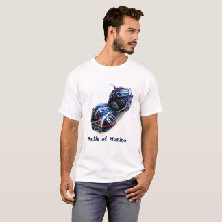 Individuos frescos de punto y camiseta del
