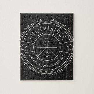 Indivisible, con libertad y justicia para todos puzzle