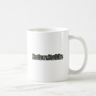 Indomable Taza De Café