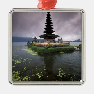 Indonesia, Bali, templo de Ulun Danu Adorno