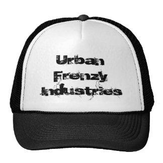 Industrias urbanas del frenesí gorra