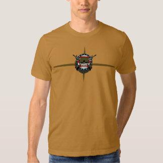 infantería camisas