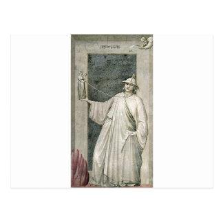 Infidelidad por Giotto Postal