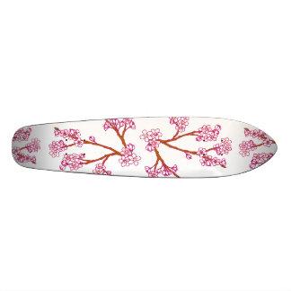¡Infierno sí! Flores de cerezo de la marca Monopatín 19,6 Cm