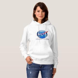 @INFOLIES DE LA SUDADERA CON CAPUCHA DE NOTA=NASA