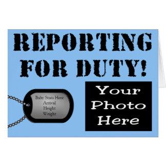 Información para la invitación militar del