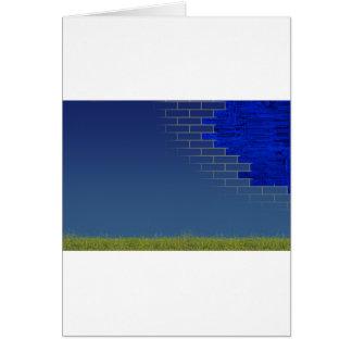 infraestructura - concepto tarjeta