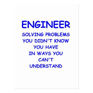 ingeniería del ingeniero postal