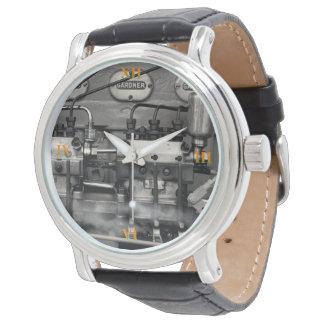 Ingeniería deliciosa reloj