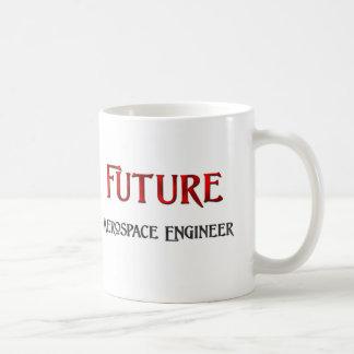 Ingeniero aeroespacial futuro taza de café