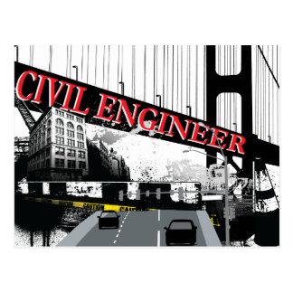 Ingeniero civil postal