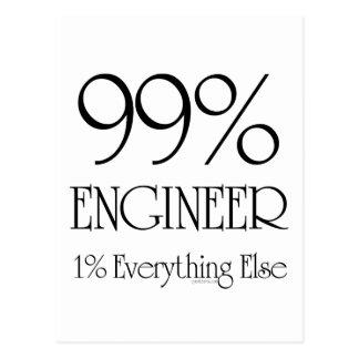 Ingeniero del 99% postal