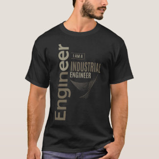 Ingeniero industrial camiseta