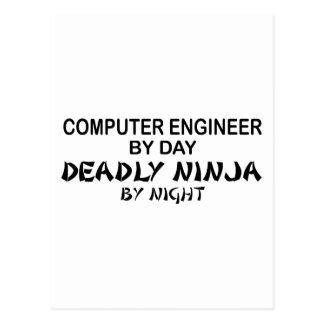 Ingeniero informático Ninja mortal Postal