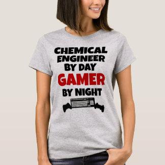 Ingeniero químico por videojugador del día por camiseta