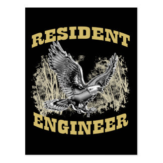 Ingeniero residente postal