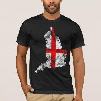 Inglaterra apenó la bandera camiseta