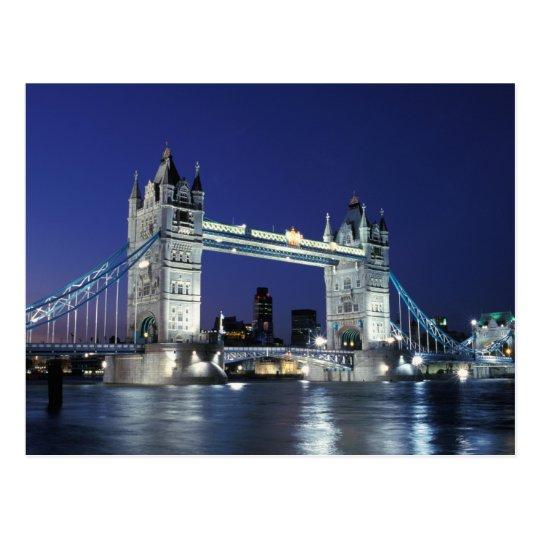 Inglaterra, Londres, puente 3 de la torre Postal