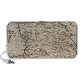Inglaterra y País de Gales 6 iPhone Altavoces