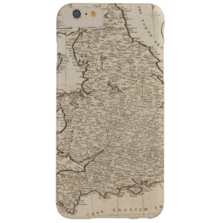 Inglaterra y País de Gales 6 Funda Barely There iPhone 6 Plus