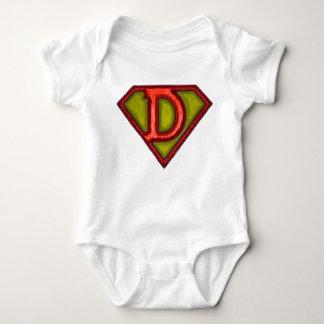 Inicial estupenda body para bebé