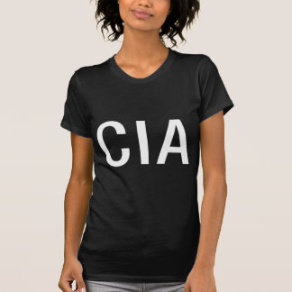 Iniciales/letras de la Cia Camisetas