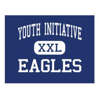 Iniciativa de la juventud - Eagles - alta - Viroqu Postales