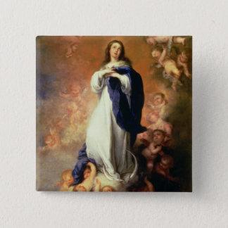 Inmaculada Concepción del Escorial, c.1678 Chapa Cuadrada