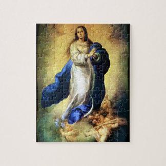 Inmaculada Concepción del Virgen María - Murillo Puzzle