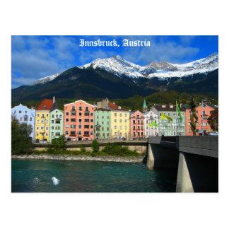 Innsbruck Austria Postal
