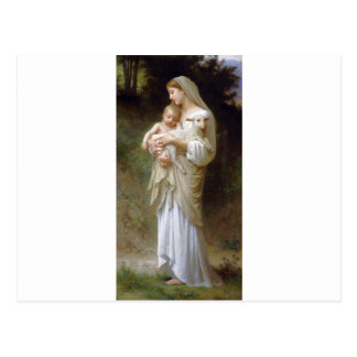 Inocencia de William-Adolphe Bouguereau Postal