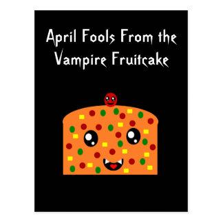 Inocentes del fruitcake del vampiro postal
