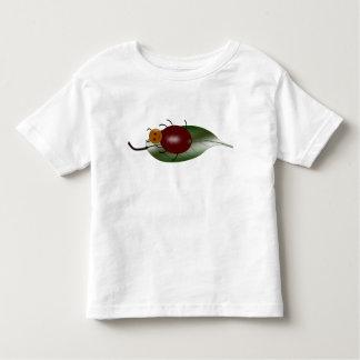 insecto camiseta de bebé