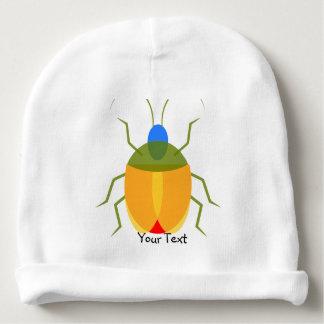 Insecto colorido gorrito para bebe