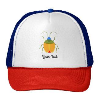 Insecto colorido gorros