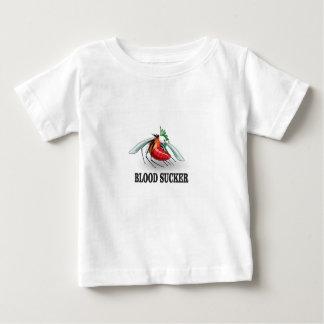 insecto de los lechones de la sangre camiseta de bebé