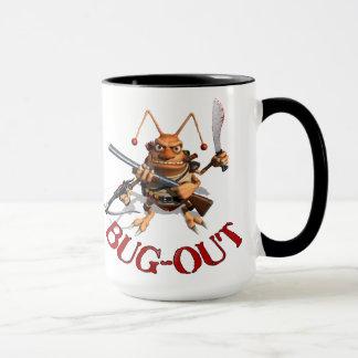 Insecto-Hacia fuera y taza Ir-Nuclear