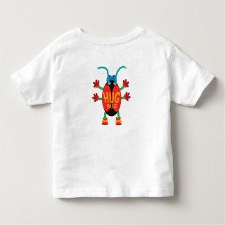 Insecto T del abrazo Camiseta De Bebé
