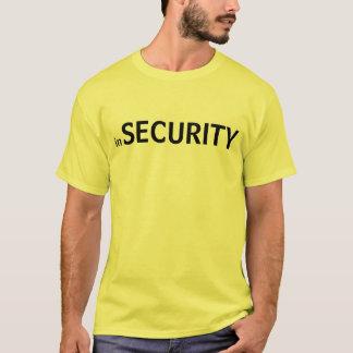 inseguridad camiseta