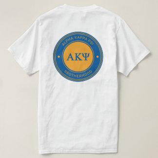 Insignia alfa de Kappa PSI el   Camiseta