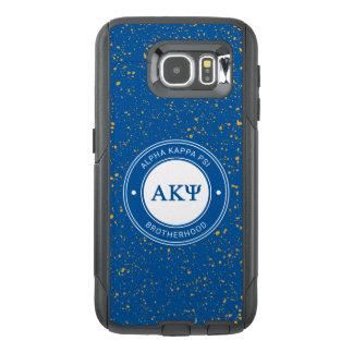 Insignia alfa de Kappa PSI el   Funda OtterBox Para Samsung Galaxy S6