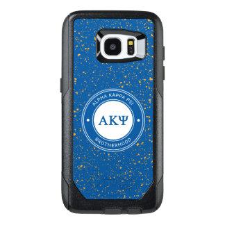 Insignia alfa de Kappa PSI el   Funda OtterBox Para Samsung Galaxy S7 Edge
