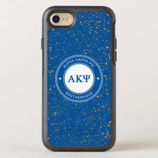 Insignia alfa de Kappa PSI el   Funda OtterBox Symmetry Para iPhone 7