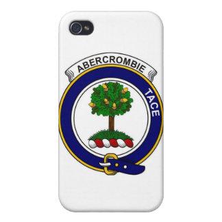 Insignia de Abercrombie del clan iPhone 4/4S Carcasas