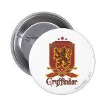 Insignia de Gryffindor Quidditch Pin