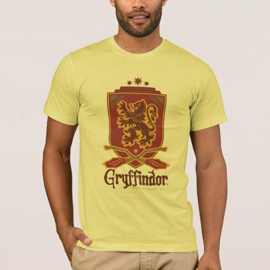 Insignia de Harry Potter el | Gryffindor Camiseta