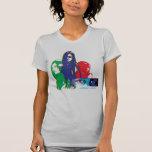 Insignia de Jessica Jones Camisas