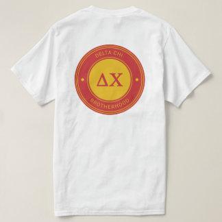 Insignia de la ji el | del delta camiseta