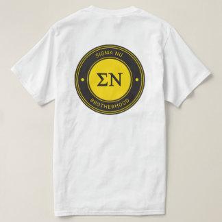 Insignia de NU el | de la sigma Camiseta